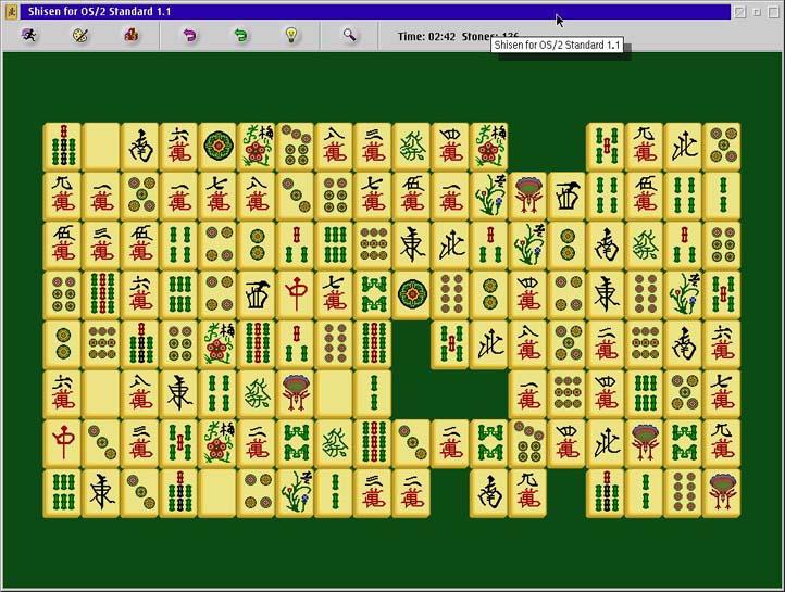 mahjong shisen