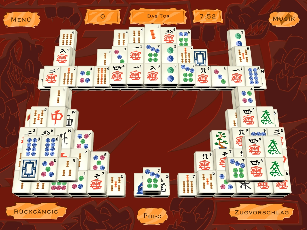 solitaire mahjongg a guide to the world of the computer tile matching solitaire mahjongg games. Black Bedroom Furniture Sets. Home Design Ideas